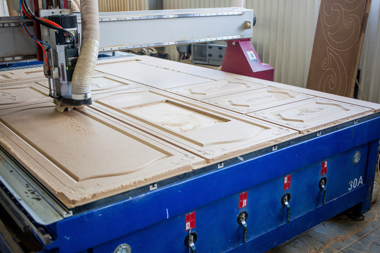 CNC Wood Cutting Service