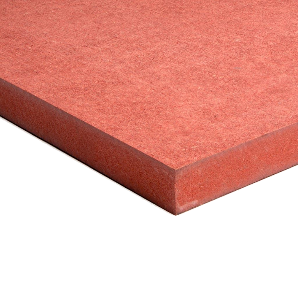 4mm Fire Retardent Fire Resistant MDF Euro Class B BS EN13501 2440x1220 8ft x 4ft Cut to Size UK Delivery