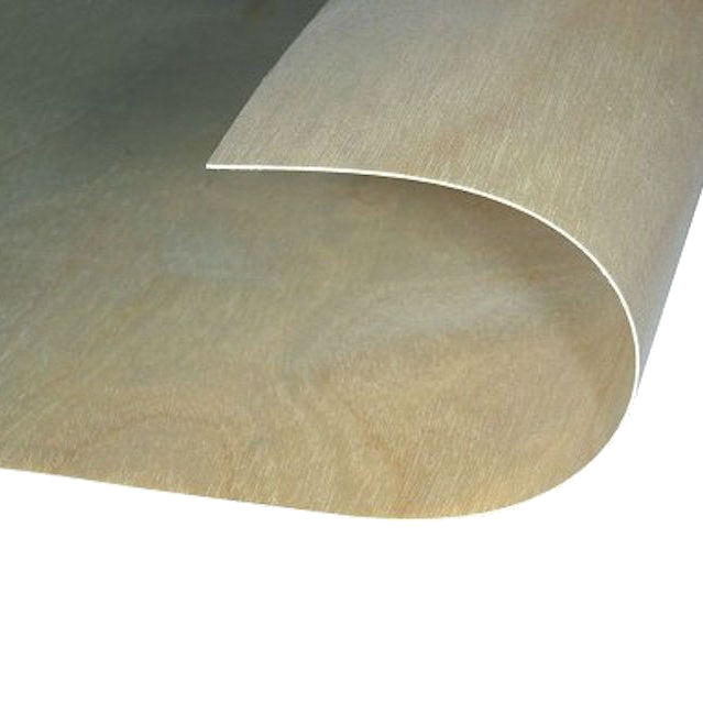 3mm Flexible (Short Grain) Plywood 2500x1220  Cut to Size UK Delivery