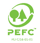 PEFC Certified Timber, MDF, Plywood & Chipboard
